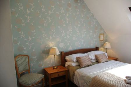 The Byre, Second bedroom, Tythe Barn House, Bed and Breakfast near Alton Towers